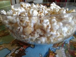 Nickel Free Caramel Popcorn