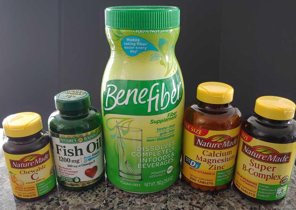 benefiber – Nickel Food Allergy